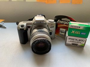 35mm Camera - Minolta for Sale in Sacramento, CA