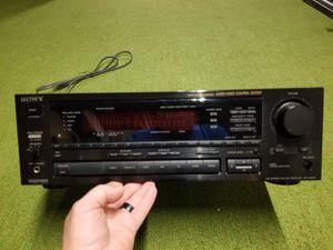 Sony STR-AV970x Stereo Receiver for Sale in Manchester, MO