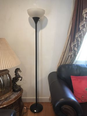 Floor Lamps 2 count for Sale in Holden, MA