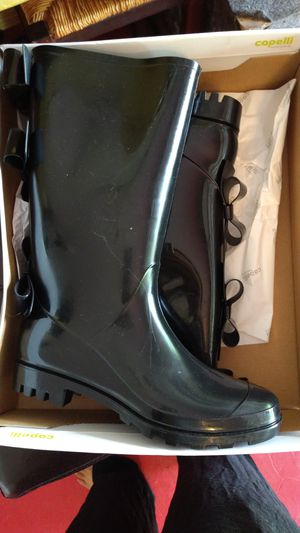 Rain boots for Sale in Katy, TX