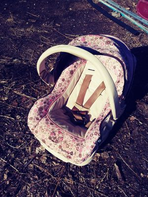 Infant carrier with base for Sale in Colorado Springs, CO
