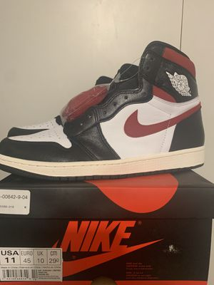 """AIR JORDAN RETRO 1 """"GYM RED"""" size 11 for Sale in Los Angeles, CA"""