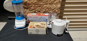 Kitchen Items for Sale in San Marcos, CA