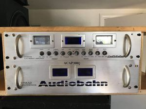 Rare amp and capacitor for Sale in Hayward, CA