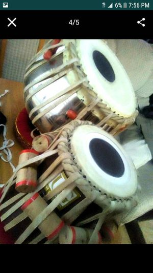 Indian Tabla drums for Sale in Austin, TX