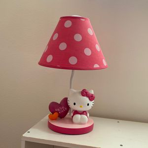 Available! Hello Kitty Lamp for Sale in Chula Vista, CA