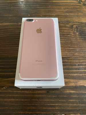 Pink / white / iPhone 7 Plus 128gb // unlocked for AT&T cricket . Estamos// disponibles para servirles // for Sale in Los Angeles, CA