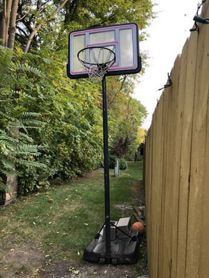 Lifetime Basketball Hoop for Sale in Chicago, IL