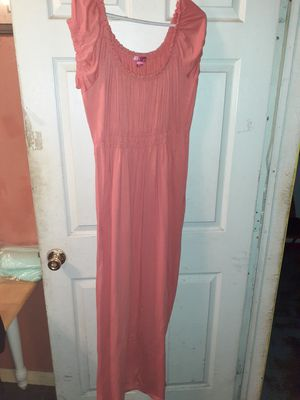 Long summer dress size 2x for Sale in San Antonio, TX