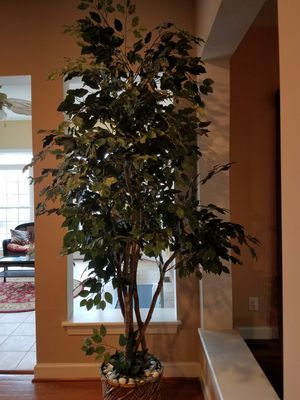 Beautiful 8ft. tall Artificial Tree for Sale in Leesburg, VA