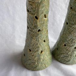 Pier 1 Green Ceramic Candles for Sale in Lynnwood,  WA