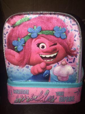 Trolls brand new Lunch Bag for Sale in Rosharon, TX