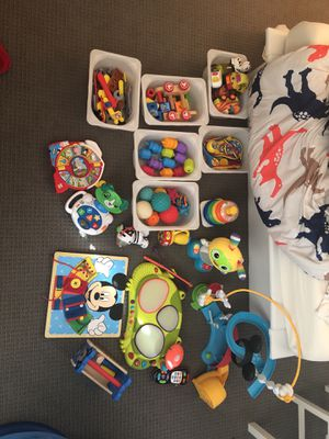 Lots of kids/boys toys age 2-5 for Sale in Orlando, FL