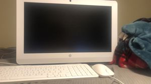 HP Computer w/keyboard and mouse. for Sale in Columbus, OH