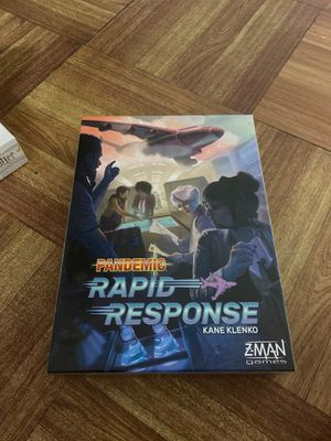 Pandemic rapid response board game for Sale in Brooklyn, NY