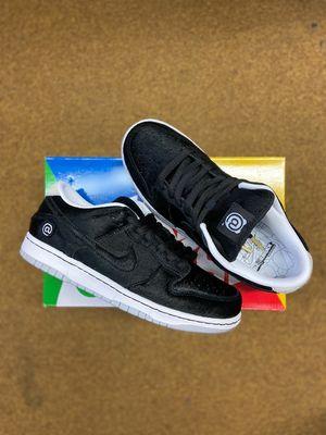 """Nike SB x Medicom (2020) Dunk Low Pro """"Bearbrick"""" Size 8.5 for Sale in Whittier, CA"""