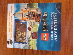Brand New Harry Potter Lego and Book Pack for Sale in Turlock, CA