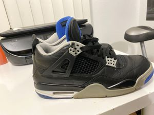 Air jordan 4 MOtorsport Alternate SIZE 10 for Sale in Tacoma, WA