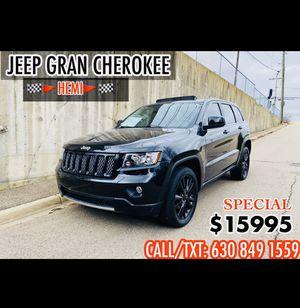 Jeep Grand Cherokee for Sale in Aurora, IL