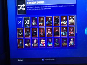 Selling fortnite account $200+ worth for Sale in Cary, NC