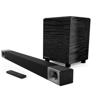 Klipsch Cinema 400 Sound Bar + Wireless Subwoofer Soundbar Speaker with HDMI ARC for Sale in Edgewater, NJ