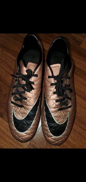 Nikes HYPERVENOM SOCCER SHOES. Size:10. Rancho & Gowan for Sale in Las Vegas, NV