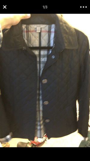 Womens Burberry Jacket for Sale in Fairfax, VA
