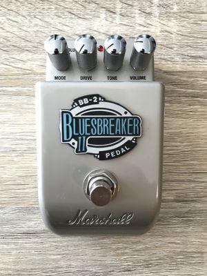 Marshall BB-2 Bluesbreaker Overdrive/Boost Guitar Pedal for Sale in Boston, MA