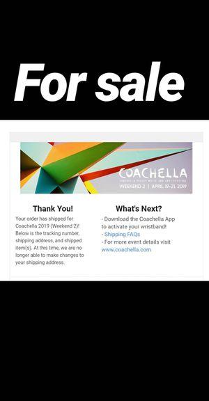 Cochella Tickets for Sale in Atlanta, GA