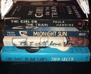 Romance bestsellers book bundle for Sale in Reedley, CA