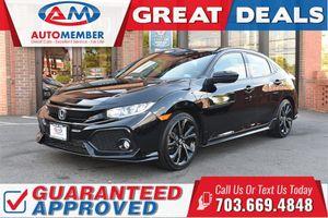 2017 Honda Civic Hatchback for Sale in Leesburg, VA