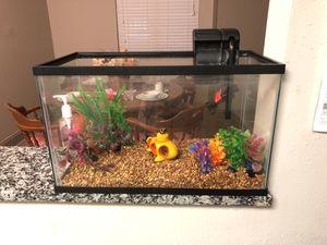 20 Gallon Fish tank for Sale in Orlando, FL