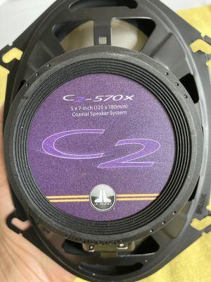 JL Audio C2 Speakers for Sale in Simi Valley, CA