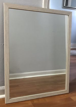 Large Farmhouse Barnwood Wall Mirror for Sale in St. Louis, MO