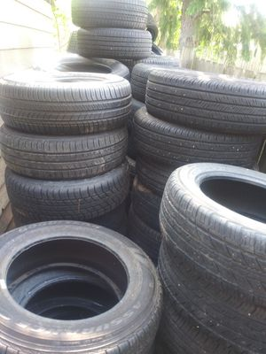 Used tires for Cars, Trucks, Trailers, ATV's, .... for Sale in Saint Paul, MN