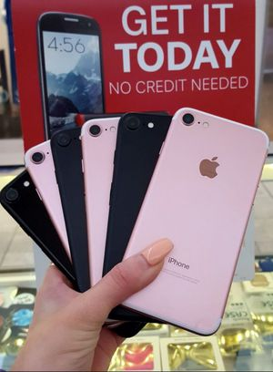 Apple iphone 7 128gb unlocked for Sale in Everett, WA
