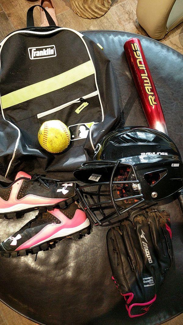 Softball / Baseball start up kit