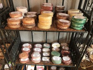 Unique Handmade Organic Loofah Soaps for Sale in Silver Plume, CO