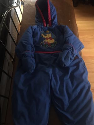 Winnie the Pooh- Snowsuit for Sale in Southampton, MA