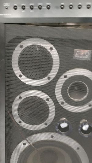Speakers all kinds for Sale in Portland, OR