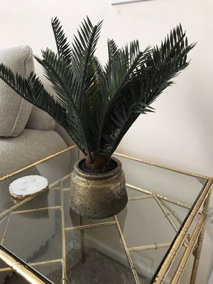 Artificial potted plant from Target for Sale in Maple Heights, OH