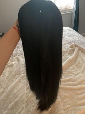 Black Lace Wig for Sale in Orlando, FL