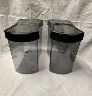 IKEA kitchen storage canisters for Sale in Puyallup, WA