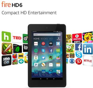 NIB Amazon Fire HD 6 Tablet e-Reader for Sale in Seattle, WA