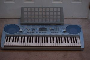 Yamaha Portatone Electronic Keyboard w/o adaptor cord or stand for Sale in Raleigh, NC