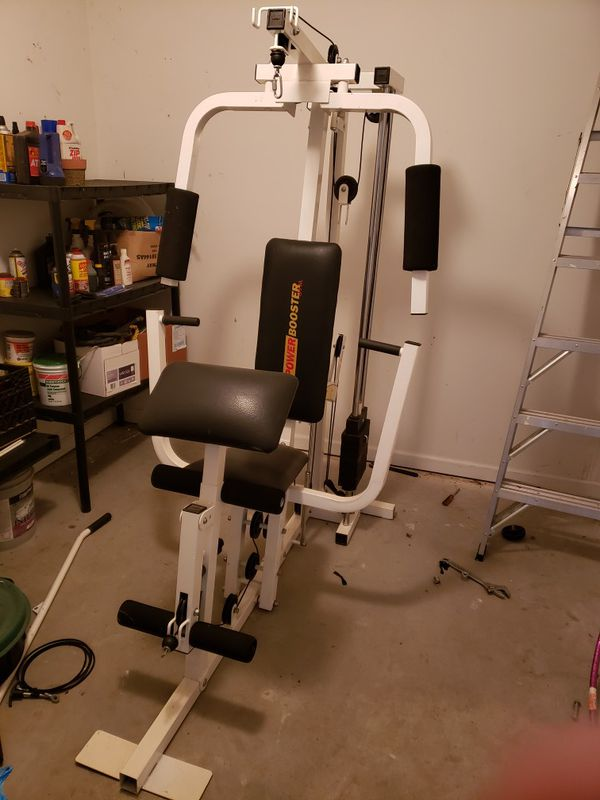 Power Booster Home Gym