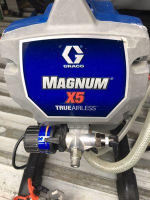 graco magnum x5 for Sale in Murfreesboro, TN