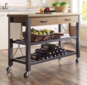 New kitchen cart for Sale in Dallas, TX