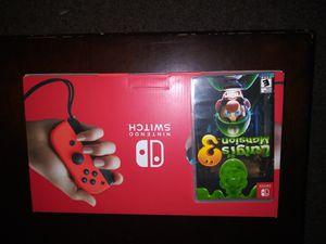 Nintendo Switch with Luigi's Mansion for Sale in Orlando, FL