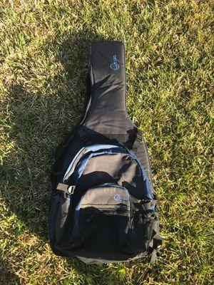Guitar bag plus backpack for Sale in Rancho Cucamonga, CA